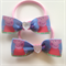 Peppa Pig Bow Hair Elastic Ties (2 Pack)