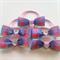 Peppa Pig 5 Pack Hair Bow Elastic Ties Birthday Party Favors