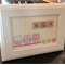Made-To-Order Name Frame (Small)