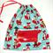 Fox Window Toy/ Library Bag