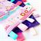 * FREE POST * PINK NOAH'S ARK 2 BY 2  - Baby Security Blanket Blankie Taggie Toy