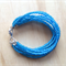 AQUA COLOUR BASICS BRACELET - FREE SHIPPING WORLDWIDE