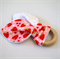 Strawberry Wooden Baby Teether