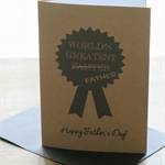 Funny Father's Day- World's Greatest Father
