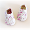 size 9-12 months baby shoes Cherry Blossom Girl