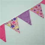 Baby Bunting - Pink Patchwork Owls