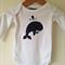 WINTER CLEARANCE - Baby Boys Long Sleeve Whale Bodysuit Size 000