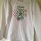 WINTER CLEARANCE - Girls Long Sleeve Heart clover Tshirt Size 4