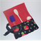 Kitchen Utensil Wrap - Strawberry