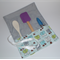 Kitchen Utensil Wrap - Blue Toaster