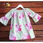 Sweet Mint Dress - Size 5