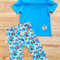Organic lounge Pants Set