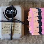Hand made Luxury Body Soap Bar - Log Fire Chatter