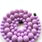 Washable Silicone Necklace - Original Round Beads