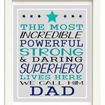 FATHERS DAY PRINT