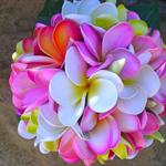 Frangipani Brides Bouquet