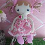 Miss Ava Doll ~ Softie Doll ~ Blue Eyes ~ Feather Thy Nest ~