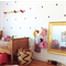 107 Polka Dots - Simple Peel and Stick Wall Decal