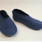 Washable Felt Slippers with leather or recycled car tube rubber soles, EU41 - 43