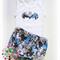 Batman Nappy Cover & Singlet Set 0000,000,00,0,1,2