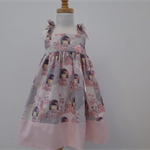Geisha Dolls Dress - Size 2