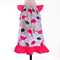 Christmas Peasant Dress Made to Order Girl Dress, Summer Peasant Dress, Size 4-6