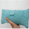 Nappy Wallet - Turquoise / Teal / Aqua