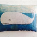 Whale Wheat Bag - Art by Rondelle Douglas