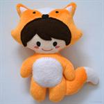 Frankie Fox Kid Soft Toy