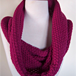 Infinity Scarf Reversible Cowl made to order