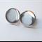 CUSTOM Fingerprint cufflinks - Great gift for Dad
