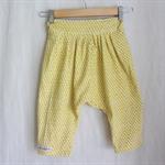 Mustard Harem Pants Size 4-5