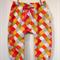'Retro Bright' Pants - Size: 0-6mths, 6-12mths, 12-18mths