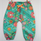 'Green Floral' Pants - Sizes: 0-6mths, 6-12mths, 12-18mths
