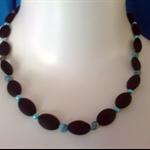 "3 piece necklace set ""Broken Ridge"""