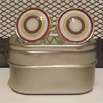 The Mods Are Coming Cufflinks