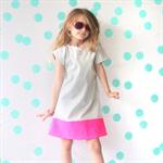 Girls ColourPop Dress - Sizes 2-8