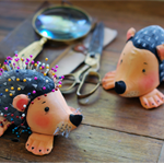 pincushion, hedgehog,