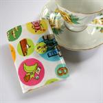 Tea Bag Wallet - New York, New York