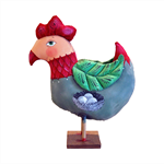 chicken - soft sculpture
