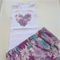 Girls Singlet and Bloomers Set, Size 1