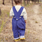 Little Boy Blue Fully Lined Vintage Inspired Cord Overalls.