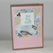 """Handmade cards with """"What the Fox"""" slogan"""