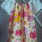 Hoot Hoot peasant dress sz 2