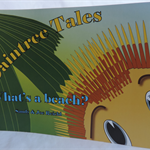 What's a beach? Educational Children's Australian wildlife story book.