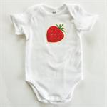 Strawberry Onesie Size 0