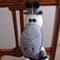 Gilfred: Hand crocheted giraffe by CuddleCorner: OOAK, Washable, Safe