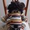 Leonardo: hand crocheted Lion by CuddleCorner: OOAK, Washable, browns