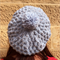 Bauble Beret in Soft Blue