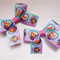 Hair Clips Set (x2) - Frozen (Anna and Elsa) Bows